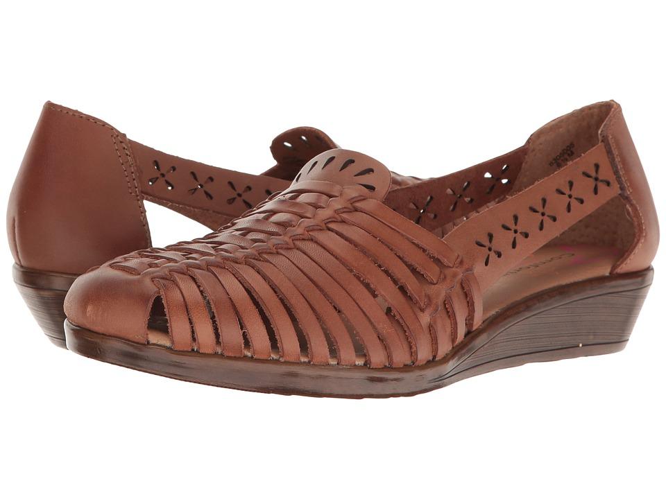 Comfortiva - Fairfax (Rust) Womens  Shoes