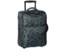Vera Bradley Luggage - Small Foldable Roller