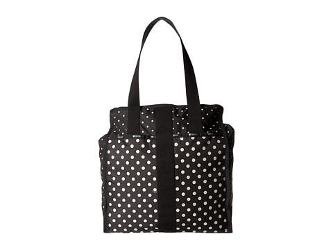 LeSportsac Luggage Large City Tote - Sun Multi Black