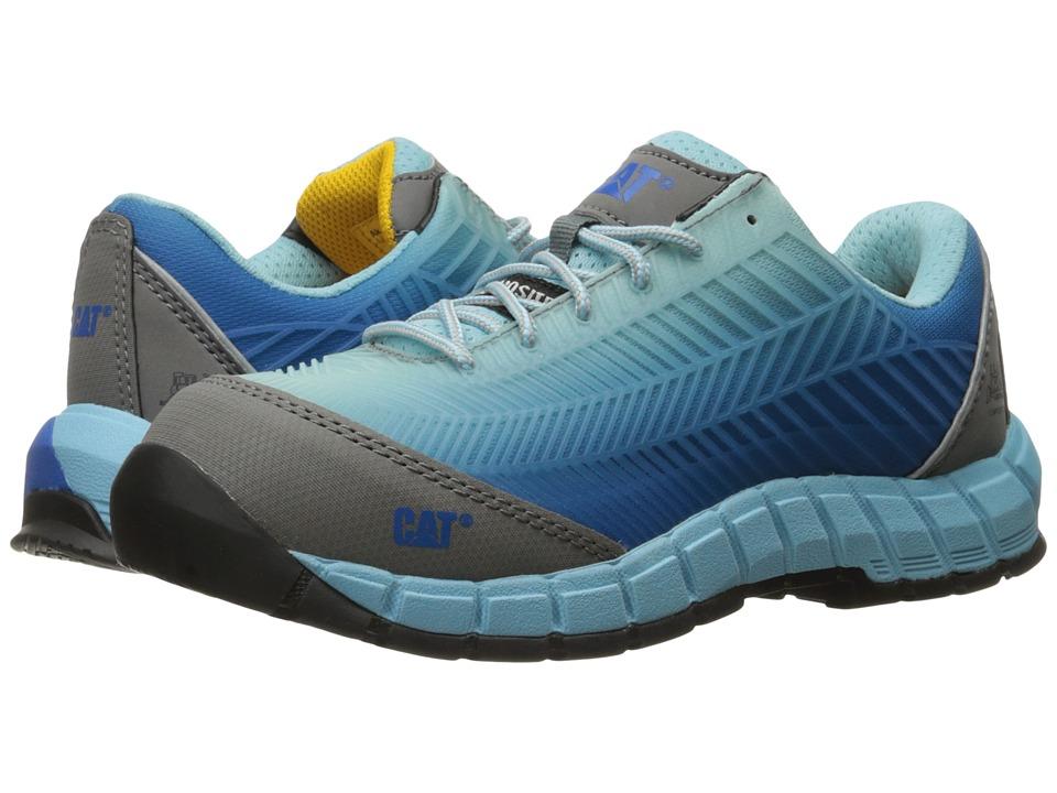 Caterpillar Array Composite Safety Toe (Imperial Blue/Blue Topaz) Women