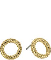 Cole Haan - Open Round Stud Earrings