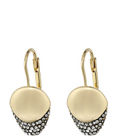Cole Haan - Half Pave Teardrop Drop Earrings