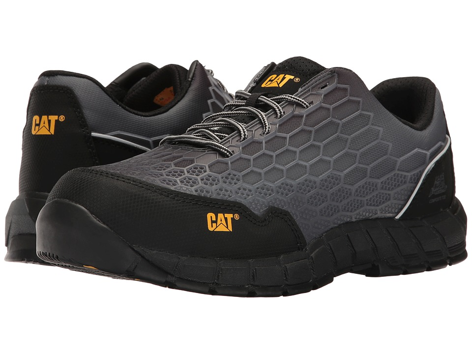 Caterpillar Expedient Composite Safety Toe (Medium Charcoal) Men