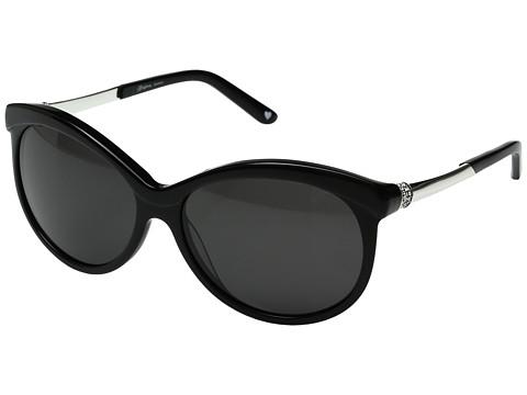 Brighton Meridian Sunglasses - Black