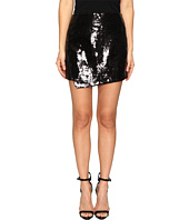 LAMARQUE - Wakana Leather & Sequin Skirt