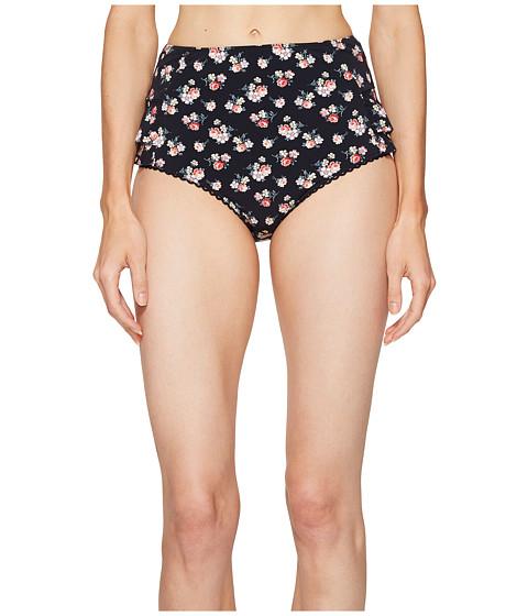 Stella McCartney Grungy Flower High Waist Bikini Bottom