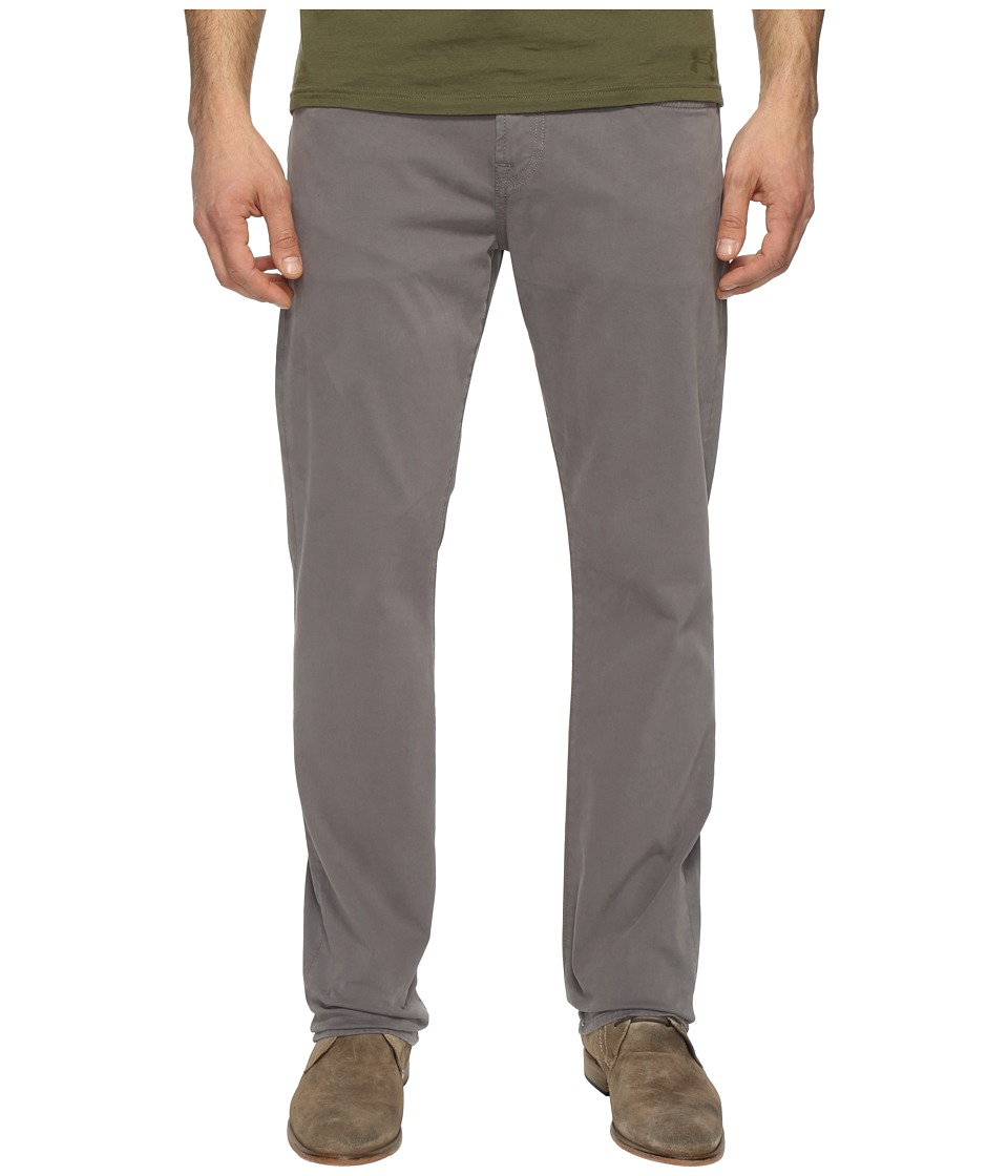 7 For All Mankind - Luxe Performance Straight Sateen in Shaded Stone
