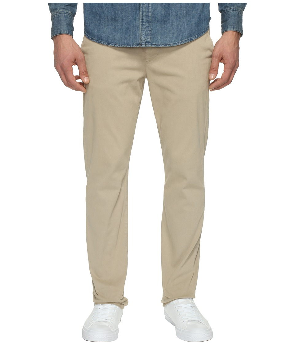 7 For All Mankind - Luxe Performance Sateen Chino in Light Khaki