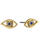 Evil Eye Stud Earrings