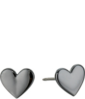 Rebecca Minkoff - Heart Stud Earrings