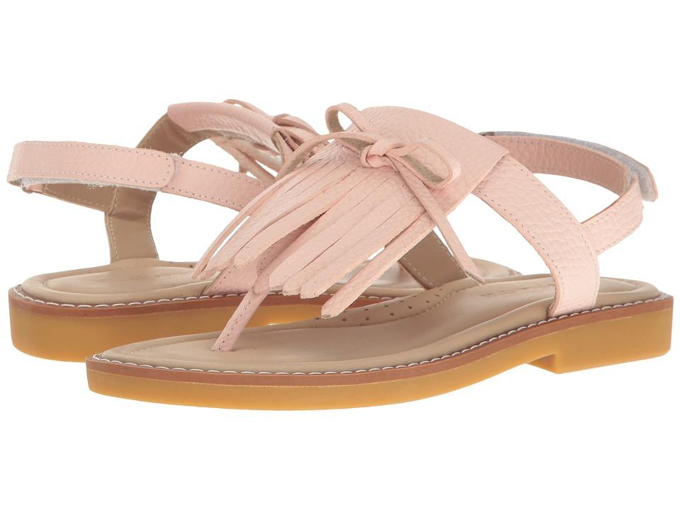 Elephantito Fringes Sandal (Toddler/Little Kid/Big Kid) (Dusty Pink) Girls Shoes