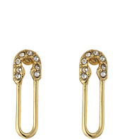 Rebecca Minkoff - Safety Pin Stud Earrings