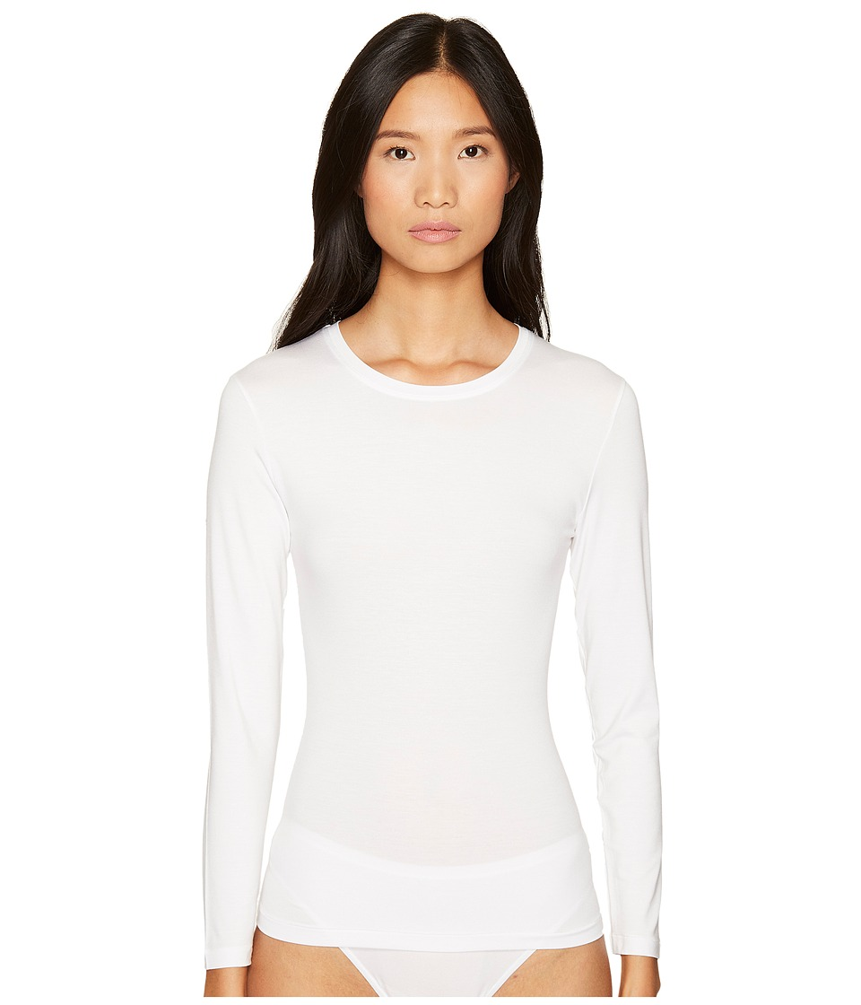 Zimmerli of Switzerland - Pureness Long Sleeve Tee