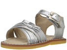 Elephantito Lili Crossed Sandal w/Bow (Toddler)