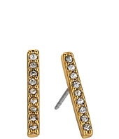 Rebecca Minkoff - Pave Bar Stud Earrings
