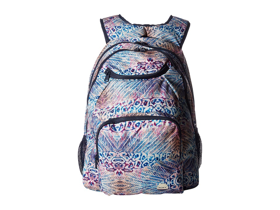 Roxy Shadow Swell Backpack (Marshmallow Ax Labana Aguila) Backpack Bags