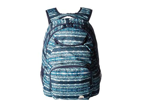 Roxy Shadow Swell Backpack - Rose Quartz Laelia