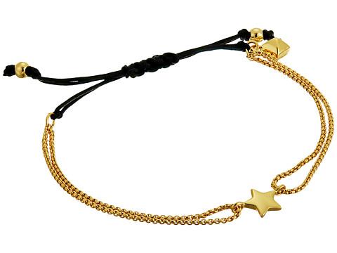 Rebecca Minkoff Star Pulley Bracelet - Gold