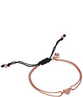 Rebecca Minkoff - Heart Pulley Bracelet