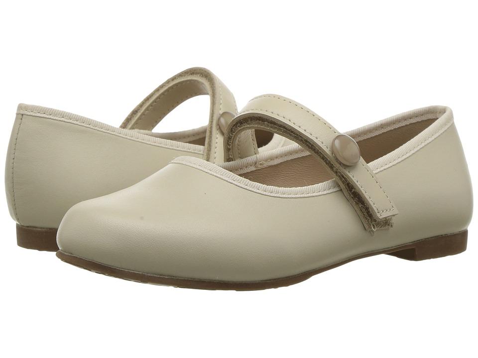 Elephantito Princess Flat (Toddler/Little Kid/Big Kid) (Ivory) Girls Shoes