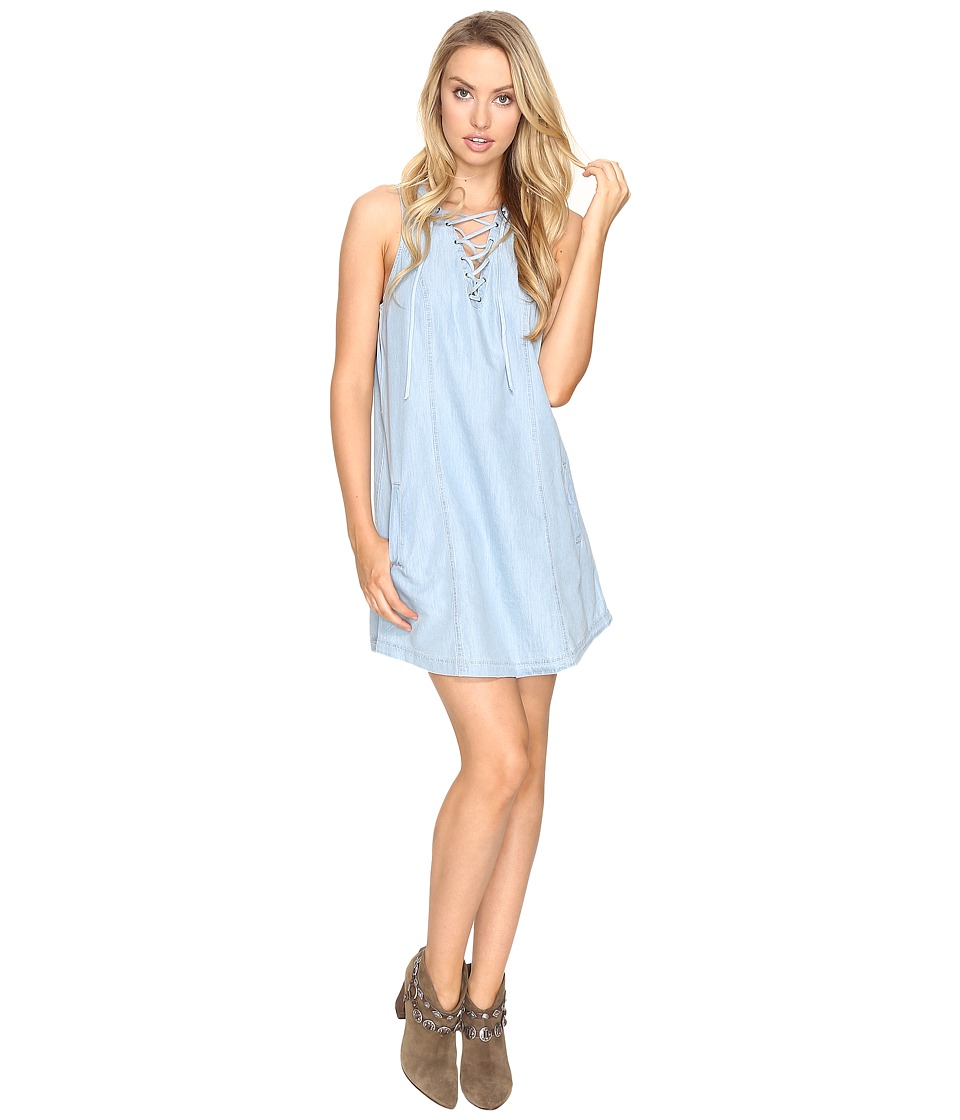 Jack by BB Dakota - Gilbert Lace-Up Dress