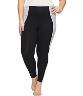 Marika Curves - Plus Size Xtreme Spliced Leggings