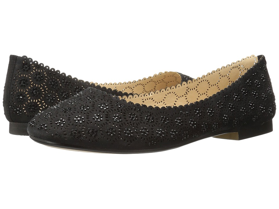 Athena Alexander Ocean (Black) Women's Shoes
