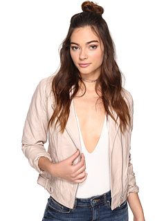 Jack by BB Dakota - Clover Faux Leather Moto Jacket
