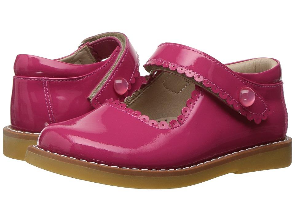 Elephantito Mary Jane (Toddler/Little Kid) (Hot Pink) Girl