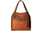 Jkorey Leather Trim Hobo