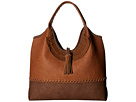 Jkhloe Hobo Leather Trim