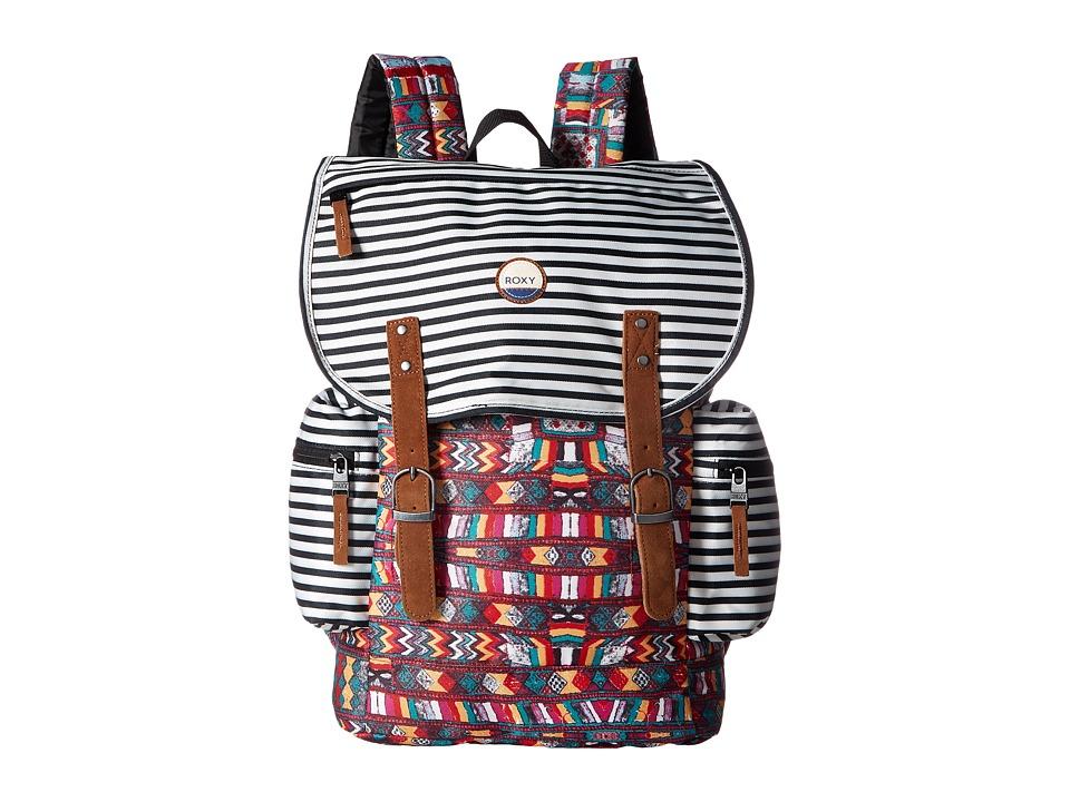 Roxy Free For Sun Backpack (Salsa Super Duper Legit) Backpack Bags