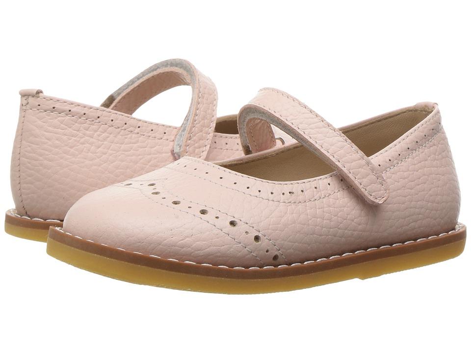 Elephantito Martina Flats (Toddler) (Pink) Girls Shoes