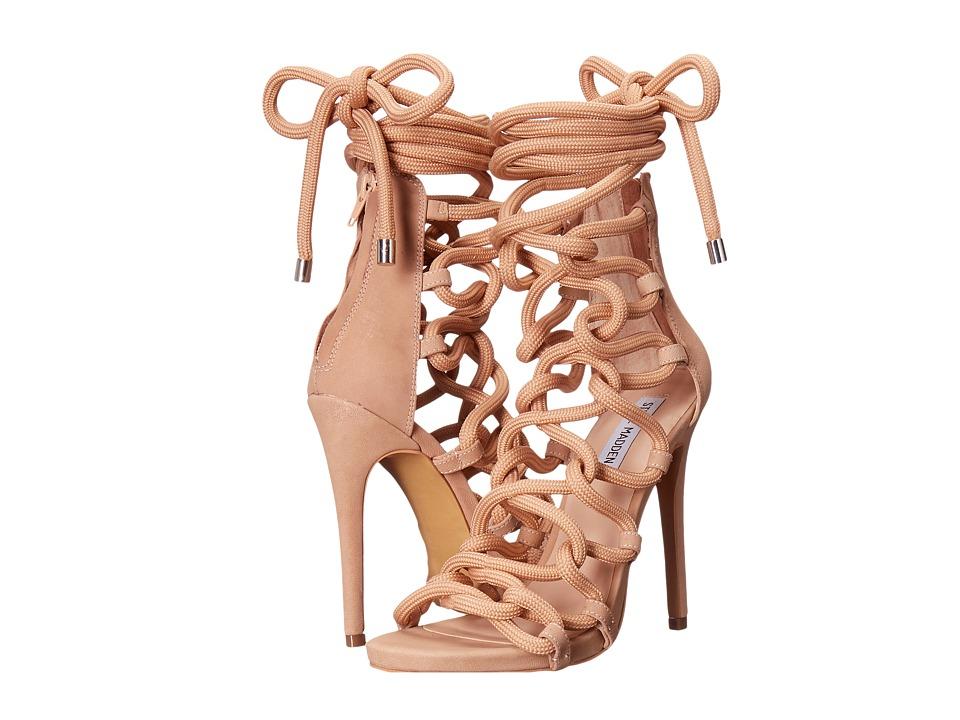 Steve Madden-Dancin  (Blush Nubuck) Womens Shoes