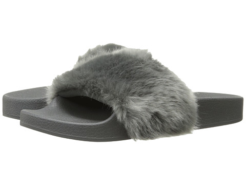 Steve Madden Softey - Dark Light Grey
