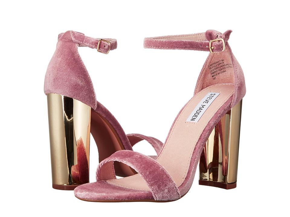 Steve Madden Carrsonv (Pink) Women