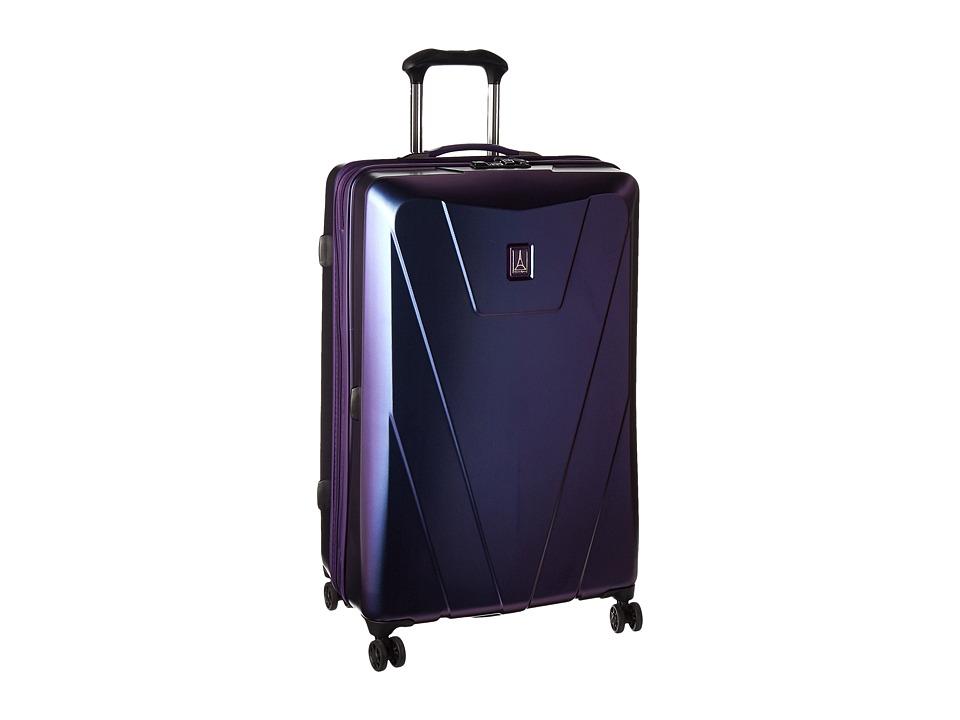 Travelpro Maxlite 4 Hardside 29 Expandable Spinner (Dark Purple) Luggage