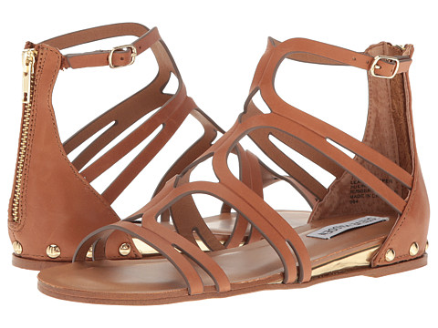 Steve Madden Delta - Tan Leather