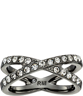 Rebecca Minkoff - X Pave Ring