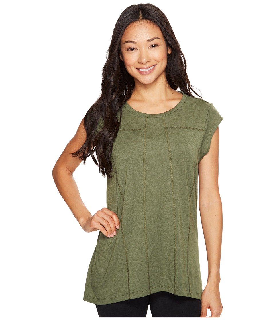Lucy Lucy - Effortless Ease Short Sleeve