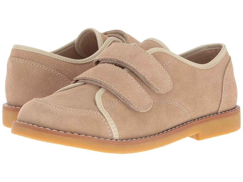 Elephantito - Low Top Sneaker (Toddler/Little Kid/Big Kid) (Sand) Boys Shoes