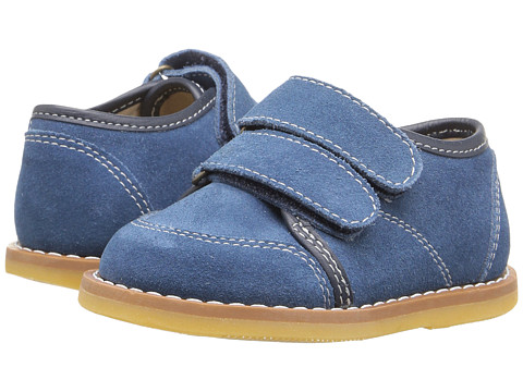 Elephantito Low Top Sneaker (Toddler) - Dusty Blue
