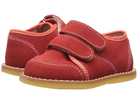 Elephantito Low Top Sneaker (Toddler) - Red