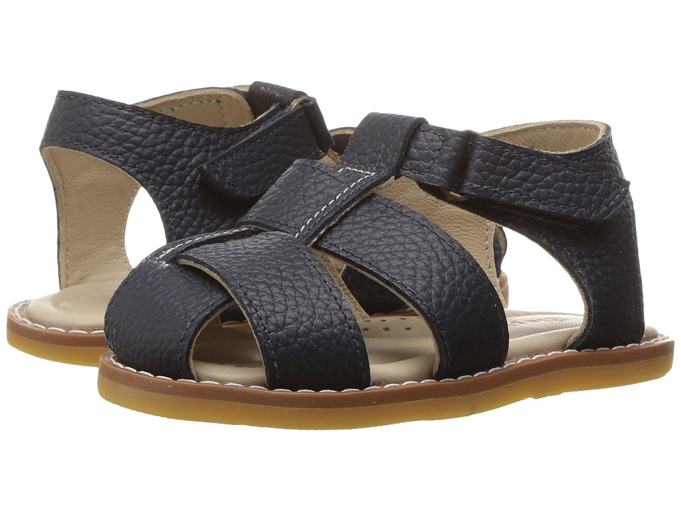 Elephantito Anthony Sandal (Toddler) (Blue) Boys Shoes