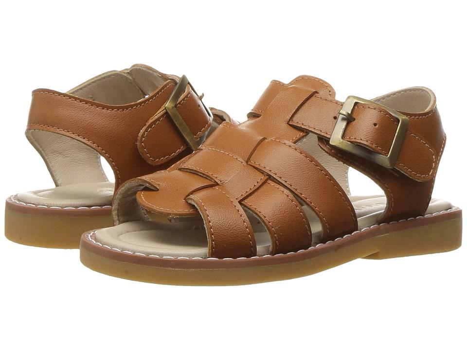 Elephantito - Fisherman Sandal (Toddler/Little Kid/Big Kid) (Caramel) Boys Shoes