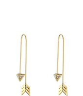 Rebecca Minkoff - Arrow Hardwire Threader Earrings