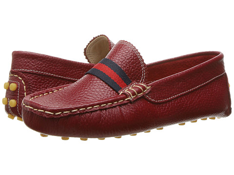 Elephantito Club Loafer (Toddler/Little Kid/Big Kid) - Racing Red