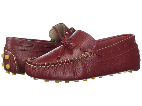 Elephantito Driver Loafers (Toddler/Little Kid/Big Kid) - Racing Red