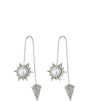 Rebecca Minkoff - Rock Hardwire Threader Earrings