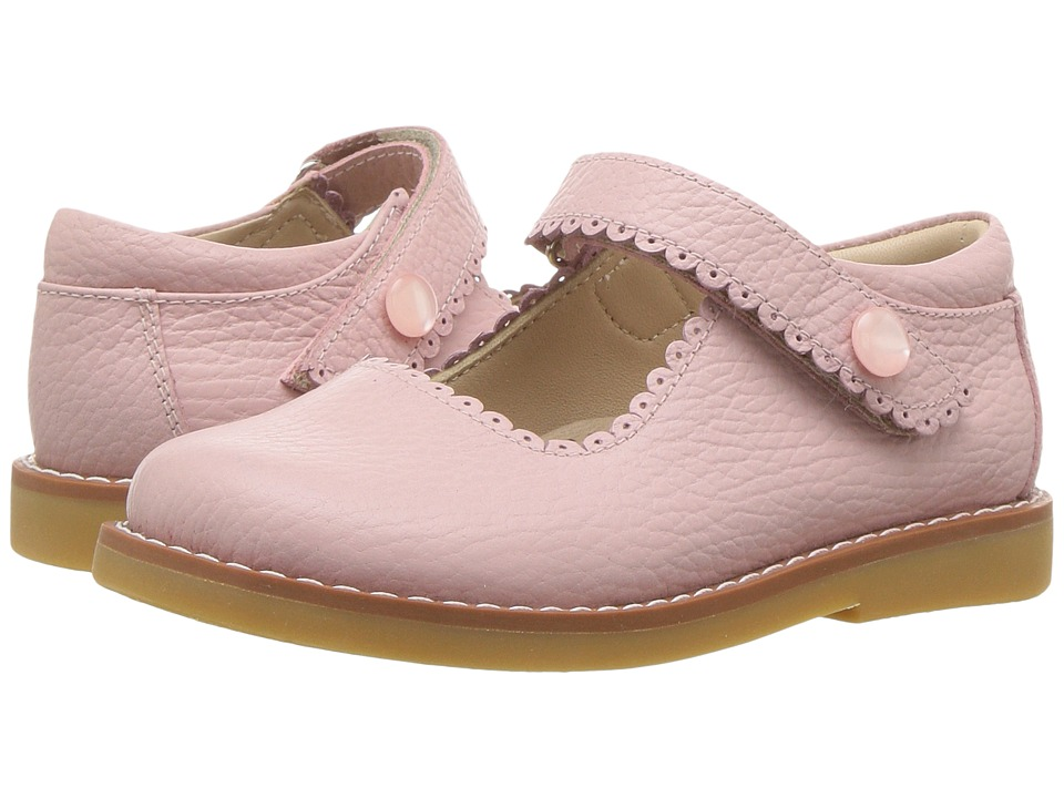 Elephantito Mary Jane ToddlerLittle Kid Textured Pink Girls Shoes